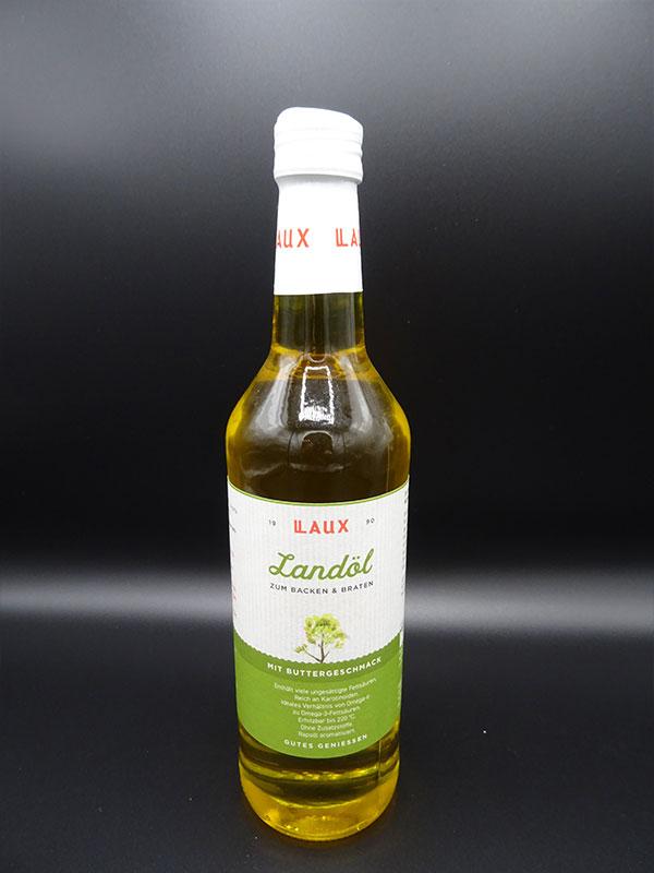 Laux - Landöl zum Backen und Braten - Dorfladen Klausen