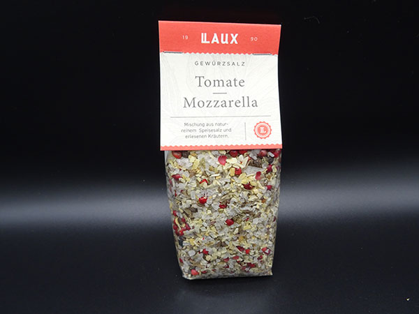 Laux - Gewürzsalz Tomate Mozzarella - Dorfladen Klausen