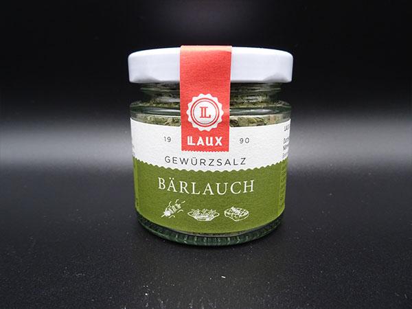 Laux - Bärlauch Gewürzsalz - Dorfladen Klausen