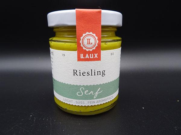 Laux - Riesling Senf - Dorfladen Klausen