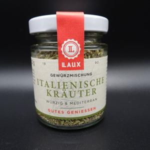 Laux - Italienische Kräuter - Dorfladen Klausen