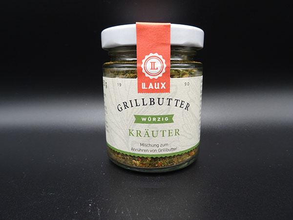 Laux - Grillbutter Kräuter - Dorfladen Klausen