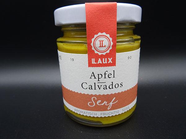 Laux - Apfel Calvados Senf - Dorfladen Klausen