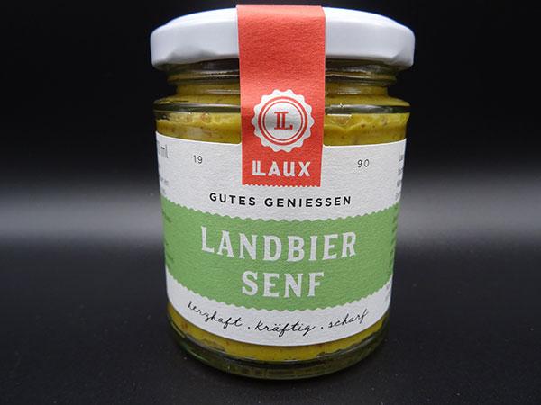 Laux - Landbier Senf - Dorfladen Klausen